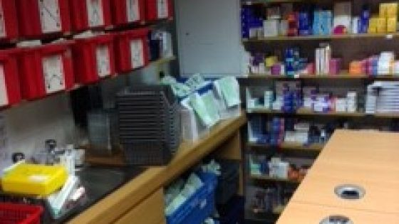New Pharmacy for Budbrooke Surgery